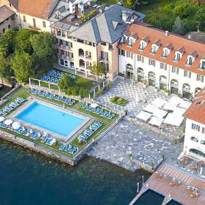 Hotels am Ortasee